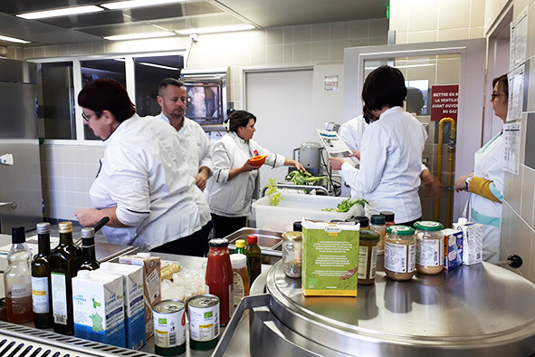 formation en cuisine